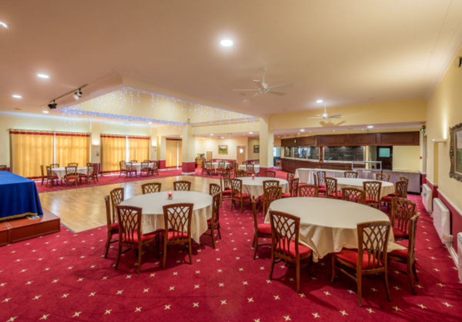 Pembroke Suite - Ideal large Business Meetings or Weddings
